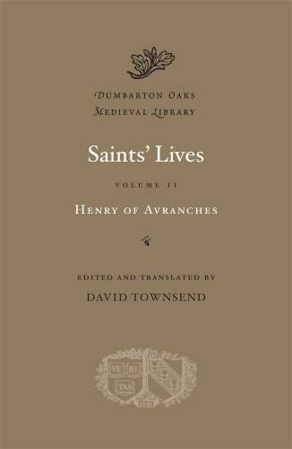 9780674728653: Saints' Lives, Volume II (Dumbarton Oaks Medieval Library)