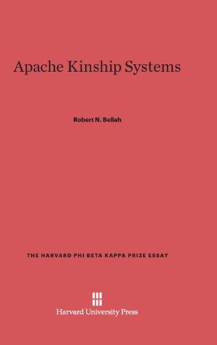 9780674730113: Apache Kinship Systems (Harvard Phi Beta Kappa Prize Essays)