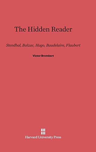 9780674731554: The Hidden Reader