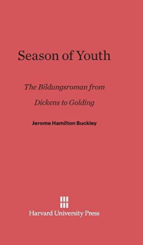 9780674732711: Season of Youth