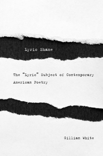 """9780674734395: Lyric Shame: The """"Lyric"""" Subject of Contemporary American Poetry"""