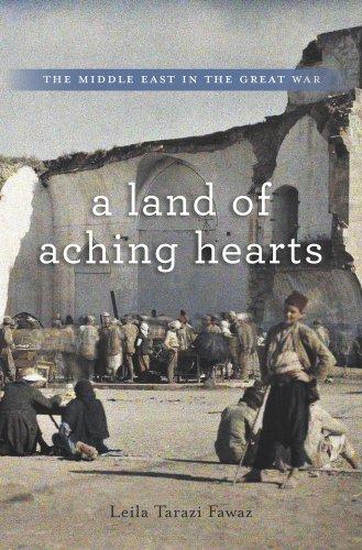 Land of Aching Hearts (Hardcover): Leila Fawaz