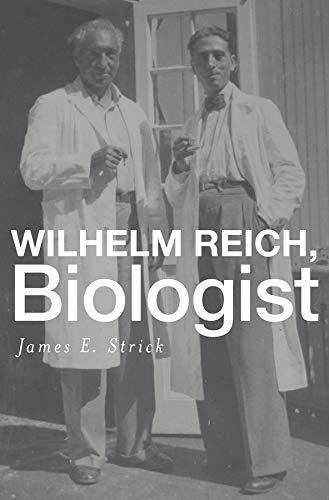9780674736092: Wilhelm Reich, Biologist