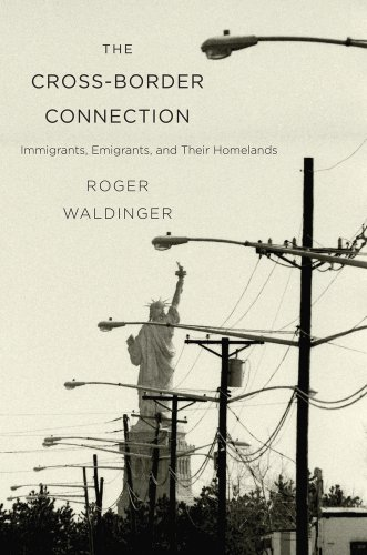 9780674736733: The Cross-Border Connection: Immigrants, Emigrants, and Their Homelands