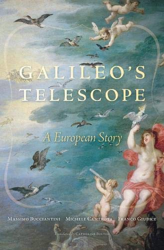 9780674736917: Galileo's Telescope