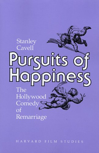 9780674739055: Pursuits of Happiness: The Hollywood Comedy of Remarriage