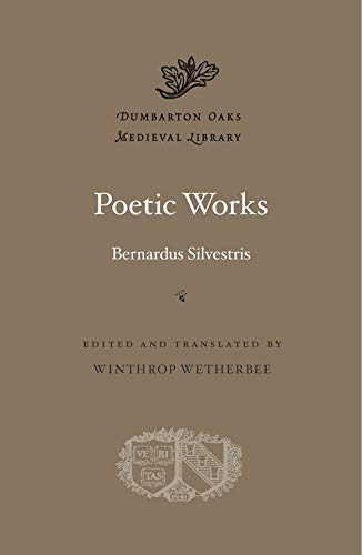 9780674743786: Poetic Works (Dumbarton Oaks Medieval Library)