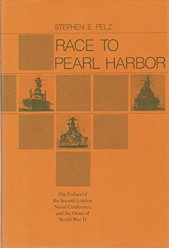 Race to Pearl Harbor; The Failure of the Second London Naval Conference and the Onset of World War ...