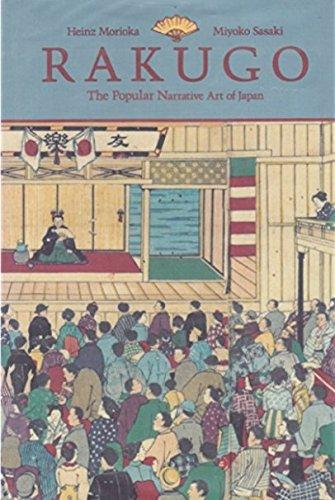 9780674747258: Rakugo - The Popular Narrative Art of Japan
