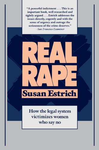 9780674749443: Real Rape