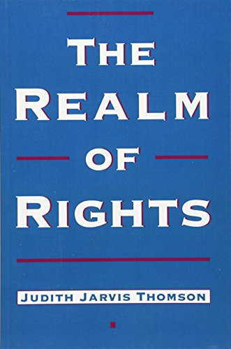 9780674749498: The Realm of Rights