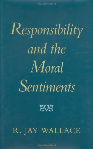9780674766228: Responsibility and the Moral Sentiments