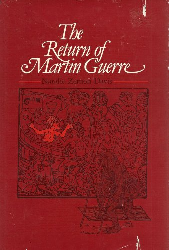 9780674766907: The Return of Martin Guerre