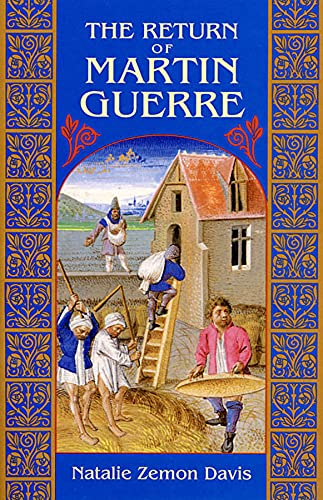 9780674766914: The Return of Martin Guerre