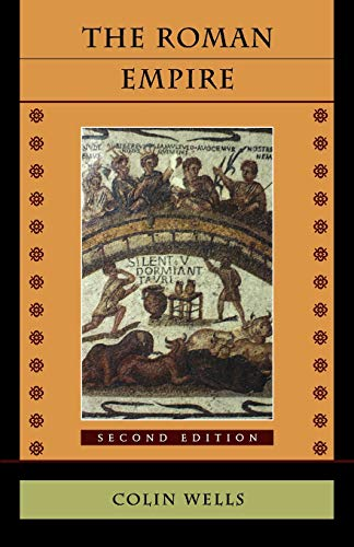 9780674777705: The Roman Empire: Second Edition