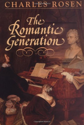 9780674779341: The Romantic Generation (The Charles Eliot Norton Lectures)