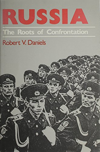 9780674779655: Russia : The Roots of Confrontation