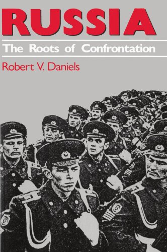 9780674779662: Russia: The Roots of Confrontation (American Foreign Policy Library)
