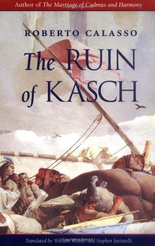 9780674780293: The Ruin of Kasch