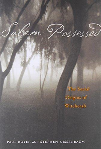 9780674785267: Salem Possessed: The Social Origins of Witchcraft