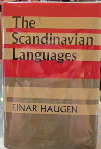 9780674790025: Scandinavian Languages; An Introduction to Their History