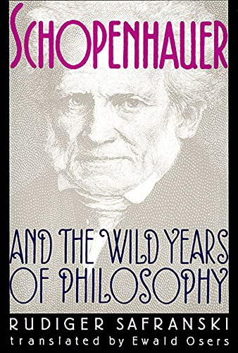 9780674792760: Schopenhauer and the Wild Years of Philosophy