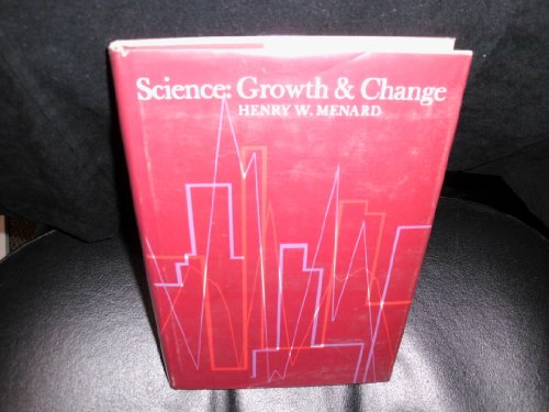 9780674792807: Science: Growth and Change