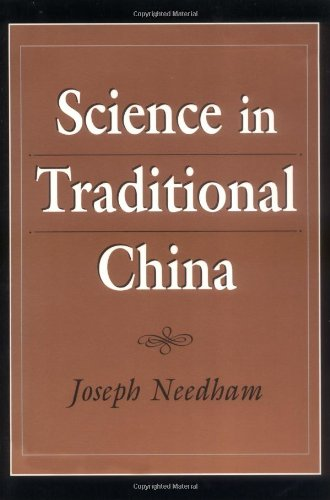 9780674794399: Science in Traditional China