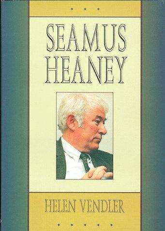 9780674796119: Seamus Heaney (Cobee) (Cloth)