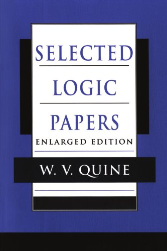 9780674798373: Selected Logic Papers
