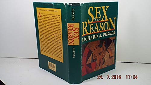 Sex and reason.: Posner, Richard A.