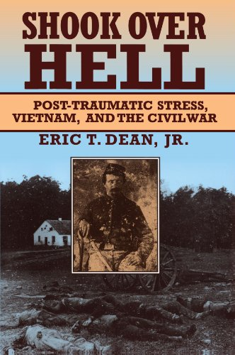 9780674806528: Shook over Hell: Post-Traumatic Stress, Vietnam, and the Civil War