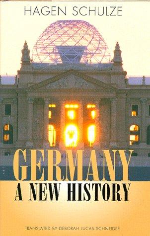 9780674806887: Germany: A New History