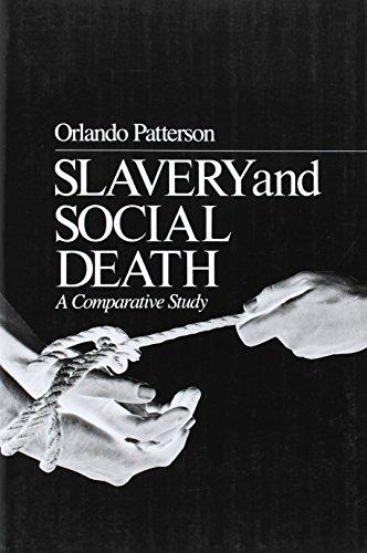 9780674810839: Slavery and Social Death: A Comparative Study