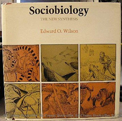9780674816213: Sociobiology: The New Synthesis