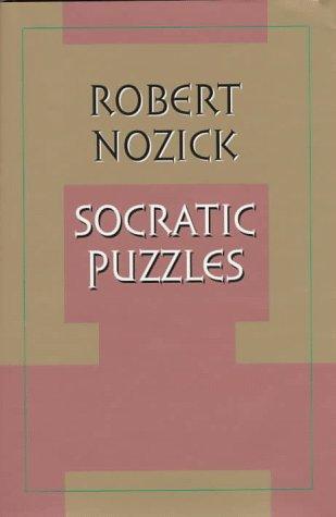 9780674816534: Socratic Puzzles