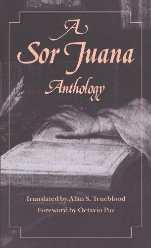 9780674821217: A Sor Juana Anthology