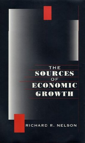 9780674821453: The Sources of Economic Growth
