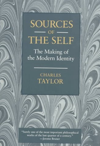 9780674824256: Taylor: Sources of the Self: Making of the Modern Identity (Cloth)