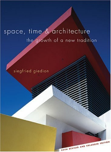 9780674830400: Space, Time and Architecture: The Growth of a New Tradition, 5th Revised and Enlarged Edition