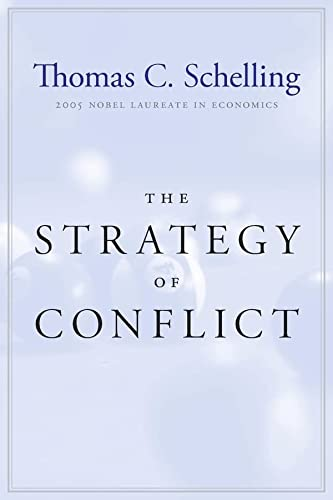 9780674840317: The Strategy of Conflict