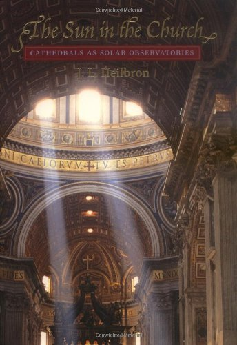 9780674854338: The Sun in the Church: Cathedrals as Solar Observatories