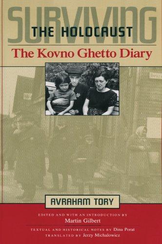 9780674858114: Surviving the Holocaust: The Kovno Ghetto Diary