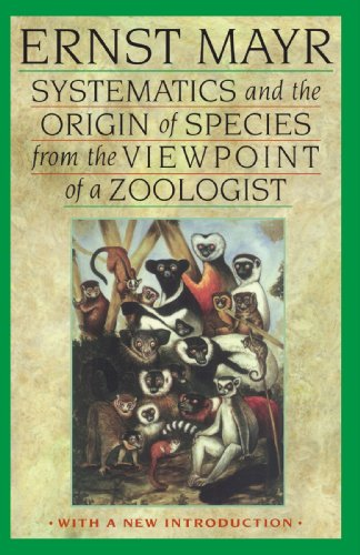 9780674862500: Systematics and the Origin of Species from the Viewpoint of a Zoologist