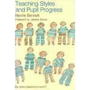 9780674870956: Teaching Styles & Pupil Progress