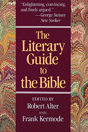9780674875319: The Literary Guide to the Bible