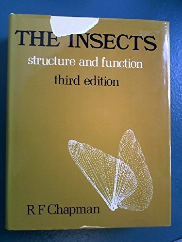 9780674875357: The Insects: Structure and Function