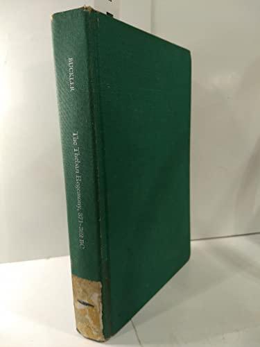 9780674876453: The Theban Hegemony, 371-362 BC (Harvard Historical Studies)