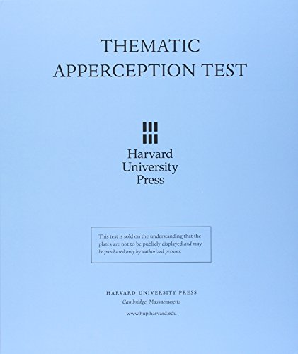 9780674877207: Thematic Apperception Test