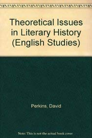 9780674879126: Theoretical Issues in Literary History (HARVARD ENGLISH STUDIES)